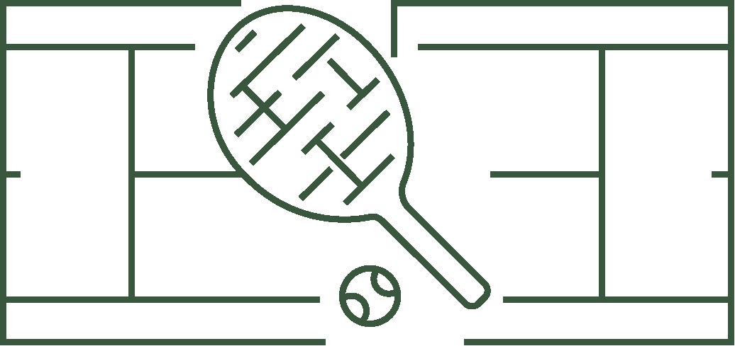 artificial grass tennis court maintenance